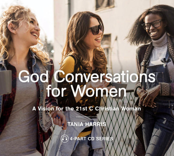 God Conversations for Women: 3. Equal Wheels in a Penny Farthing World (MP3)